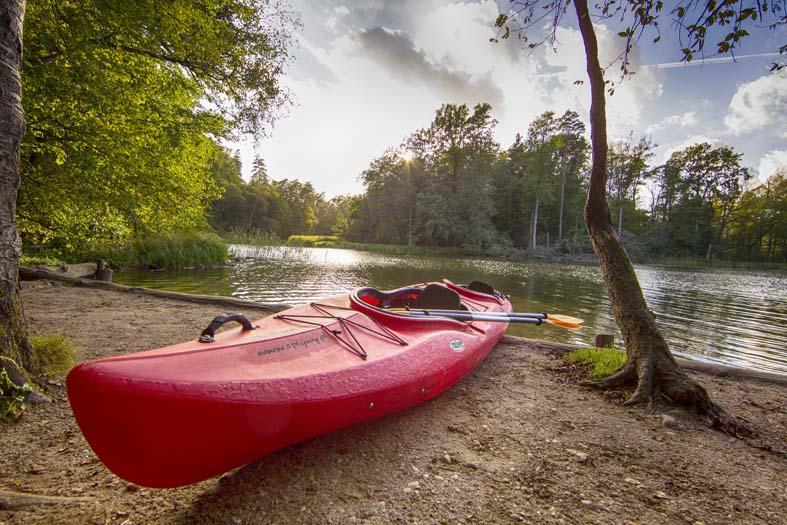 Spływ rzeką Krutynią AS - TOUR