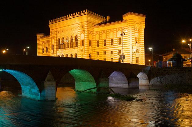 Sarajevska Vijećnica