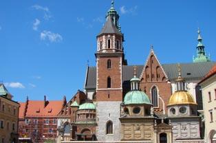 Bazylika Archikatedralna na Wawelu w Krakowie