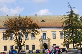 Pałac Biskupów Krakowskich w Krakowie