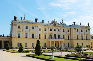Pałac Branickich w Białymstoku