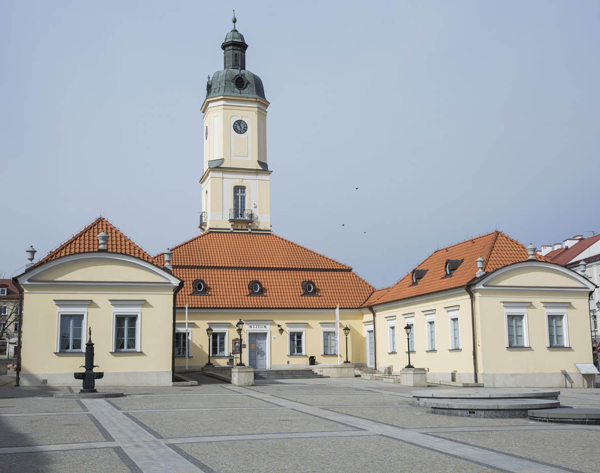 Muzeum Podlaskie - Ratusz w Białymstoku