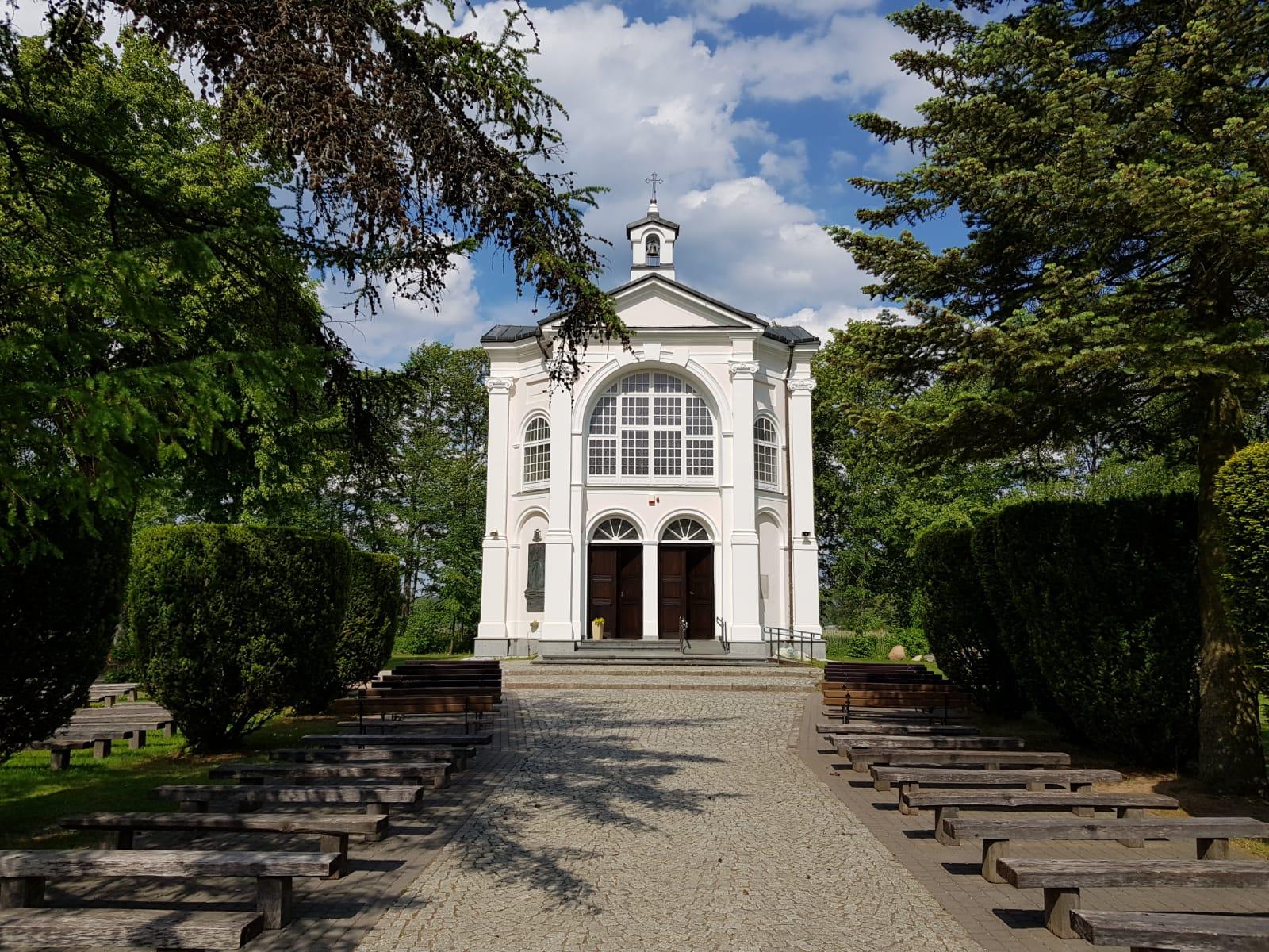 Sanktuarium Matki Bożej Studzieniczańskiej w Studzienicznej