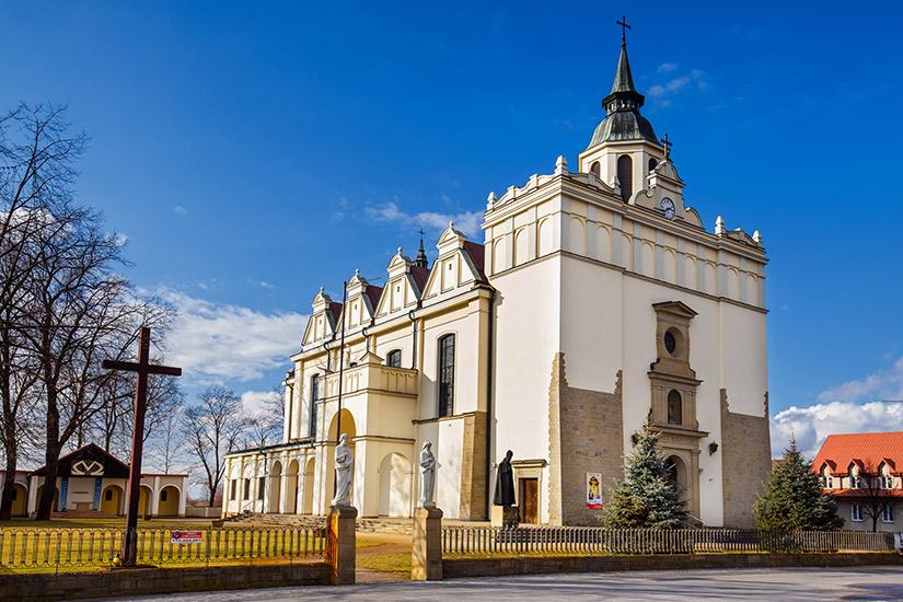Sanktuarium Matki Bożej Okulickiej w Okulicach