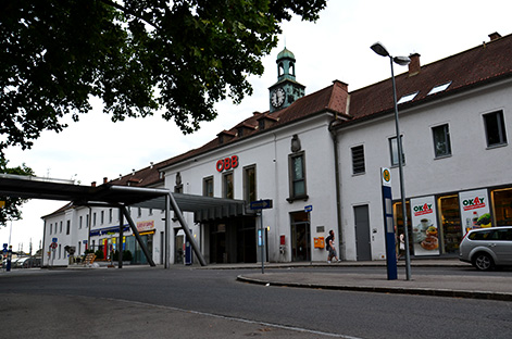 Krems Bahnhof