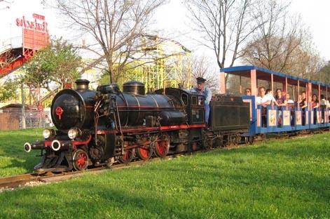Liliputbahn Wiener Prater