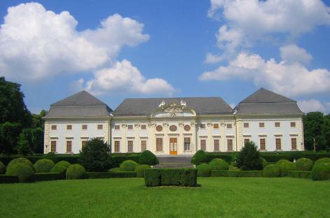 Barockjuwel Schloss Halbturn