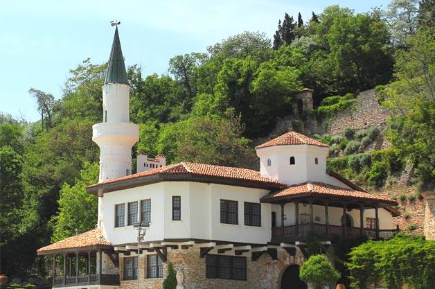Двореца Балчик