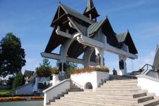 Sanktuarium Maryjne w Ludźmierzu