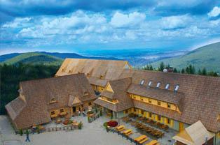 Hotel&Spa Kocierz Przełęcz Kocierska 750m n.p.m.