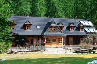 Schronisko Roztoka w Tatrach