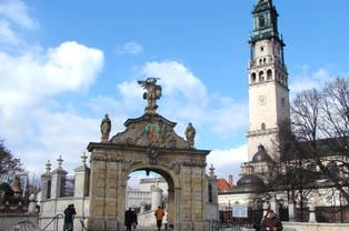 Sanktuarium M. B. Jasnogórskiej w Częstochowie