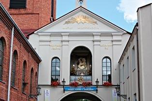 Sanktuarium M. B. Ostrobramskiej w Skarżysku- Kamiennej