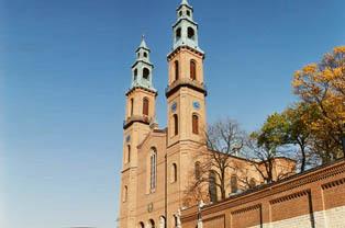 Sanktuarium w Piekarach Śląskich