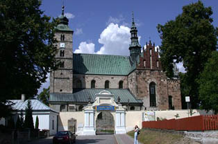 Kolegiata p.w. św. Marcina w Opatowie