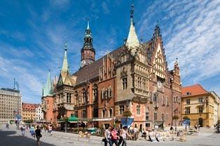 Ratusz Stary - Muzeum Sztuki Mieszczańskiej we Wrocławiu