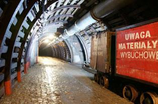 Podziemna Trasa Turystyczno - Edukacyjna Kopalnia Liczyrzepa - Sztolnie Kowary