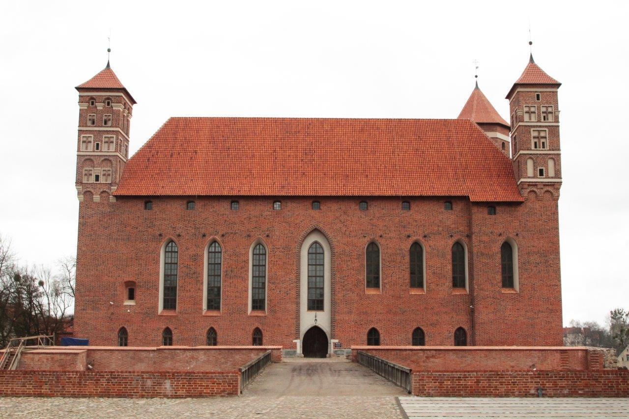 Muzeum Warmii i Mazur - Zamek w Lidzbarku Warmińskim