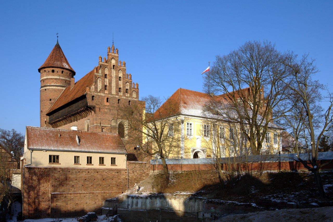 Muzeum Warmii i Mazur - Zamek Olsztyn