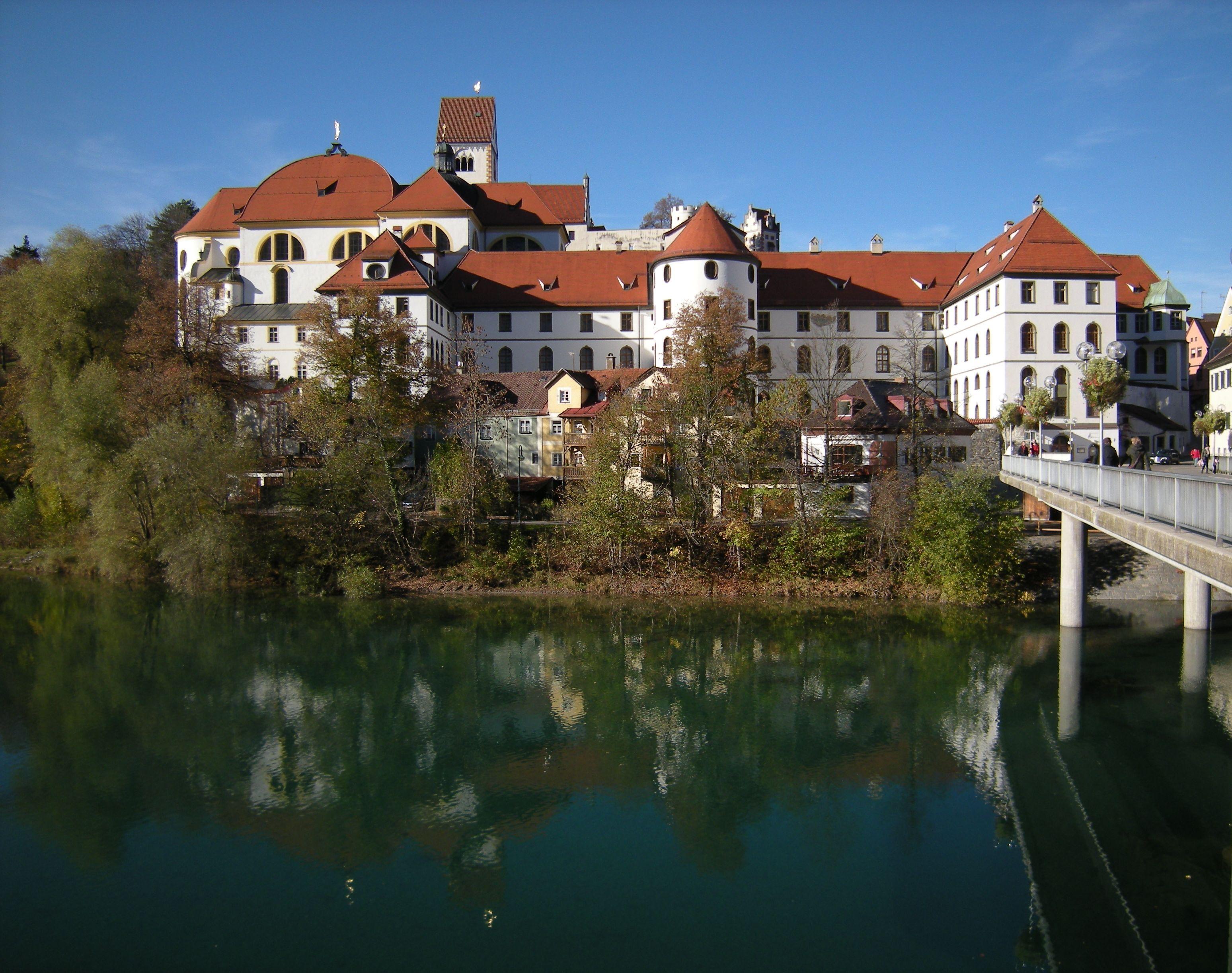 Barockkloster Sankt Mang Füssen