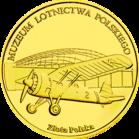 Front side Muzeum Lotnictwa w Krakowie Złota Małopolska