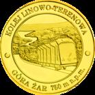 Front side PKL Góra Żar 750 m n.p.m. Międzybrodzie Żywieckie Złote Śląskie
