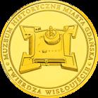 Front side Twierdza Wisłoujście w Gdańsku Złote Pomorze