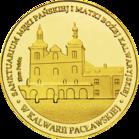 Front side Sanktuarium w Kalwarii Pacławskiej Złote Podkarpackie