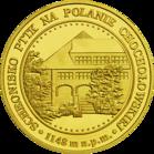 Front side Dolina Chochołowska - Schronisko- k/Zakopanego Złote Tatry
