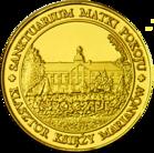 Front side Sanktuarium Maryjne w Stoczku Klasztornym na Warmii Szlak Jana Pawła II