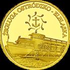 Front side Kanał Elbląski - Ostróda Złota Warmia i Mazury