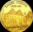 Front side Zamek Czerna Złote Zamki i Pałace