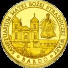 Front side Sanktuarium Matki Bożej Bardzkiej Strażniczki Wiary Złoty Dolny Śląsk