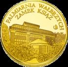 Front side Palmiarnia w Wałbrzychu Złoty Dolny Śląsk