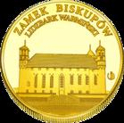 Front side Muzeum Warmii i Mazur - Zamek w Lidzbarku Warmińskim Złota Warmia i Mazury