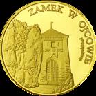 Front side Zamek w Ojcowie i Grota Łokietka Złote Zamki i Pałace
