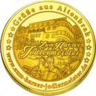 Front side Jodlermeister Golden Germany
