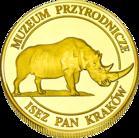 Front side Muzeum Przyrodnicze w Krakowie Złoty Kraków