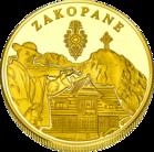 Front side Zakopane Złote Tatry