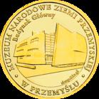 Front side Muzeum Narodowe Ziemi Przemyskiej Złote Podkarpackie