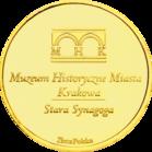 Back side of Stara Synagoga Złota Małopolska