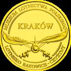 Back side of Muzeum Lotnictwa Polskiego w Krakowie Złoty Kraków