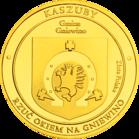 Back side of Kaszubskie Oko w Gniewinie Złote Pomorze