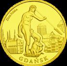 Back side of Twierdza Wisłoujście w Gdańsku Złote Pomorze