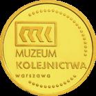 Back side of Muzeum Kolejnictwa w Warszawie Inne Złote Miejsca