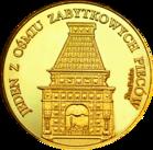 Back side of Zamek Czerna Złote Zamki i Pałace