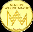 Back side of Muzeum Warmii i Mazur - Zamek w Lidzbarku Warmińskim Złota Warmia i Mazury
