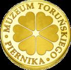 Back side of Muzeum Toruńskiego Piernika w Toruniu Złoty Toruń