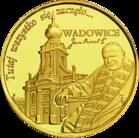 Front side Kawiarnia Mieszczańska w Wadowicach Szlak Jana Pawła II