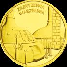 Front side Browarium Tyskie Złote Śląskie